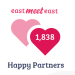 East Meets East Asian American Dating